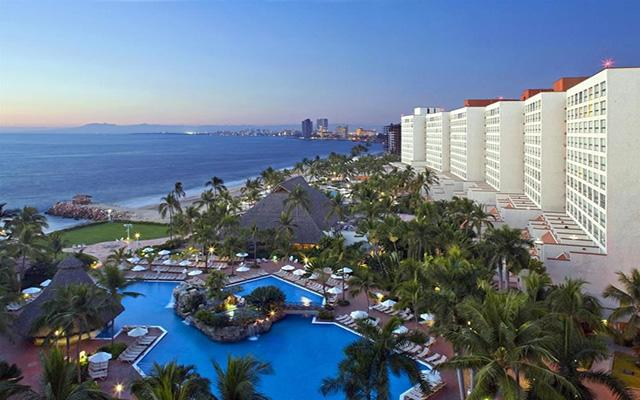 Sheraton Buganvilias Beach and Spa Resort Puerto Vallarta en Zona Hotelera
