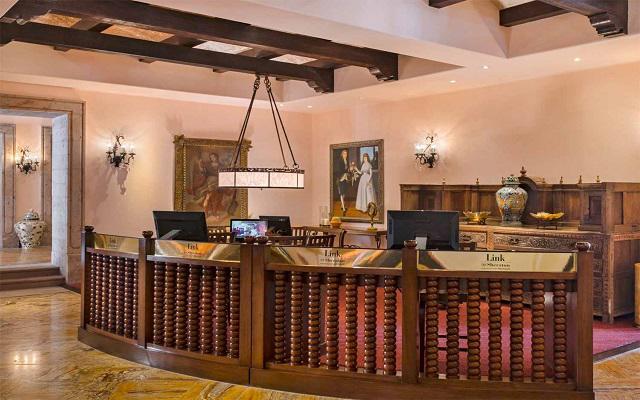 Sheraton Grand Los Cabos Hacienda Del Mar, centro de negocios