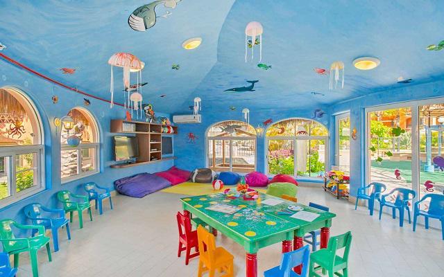 Sheraton Grand Los Cabos Hacienda Del Mar, club de niños