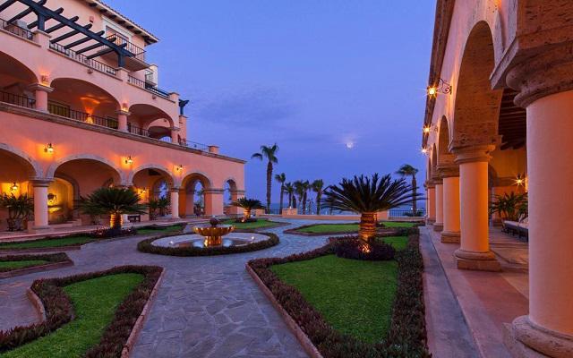 Sheraton Grand Los Cabos Hacienda Del Mar, pasea por sus hermosas galerías