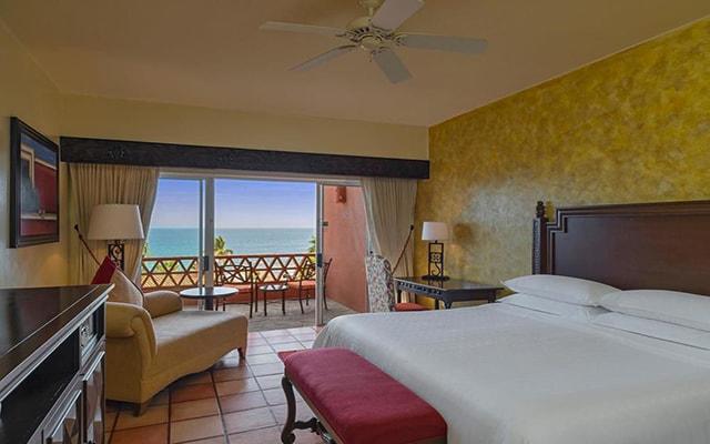 Sheraton Grand Los Cabos Hacienda Del Mar, habitaciones cómodas y acogedoras