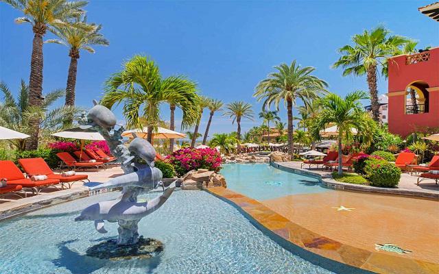 Sheraton Grand Los Cabos Hacienda Del Mar, Bar Delfines