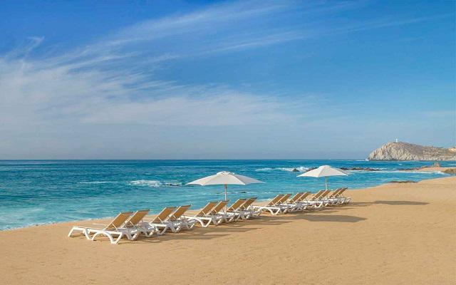 Sheraton Grand Los Cabos Hacienda Del Mar, disfruta de la playa con el mejor servicio