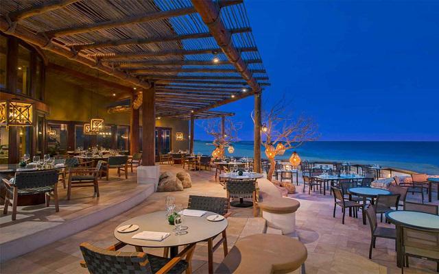 Sheraton Grand Los Cabos Hacienda Del Mar, gastronomía de calidad