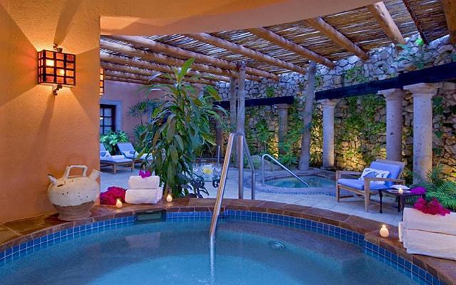 Sheraton Grand Los Cabos Hacienda Del Mar, cuenta con servicio de spa
