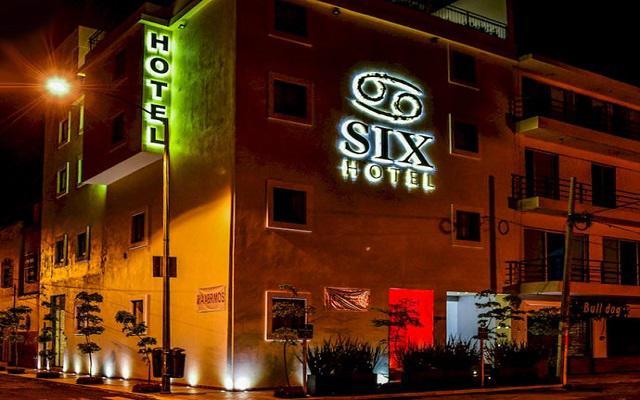 Six Hotel en Guadalajara Ciudad