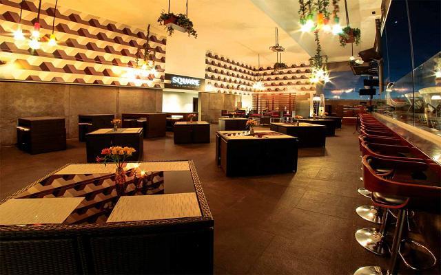 Square Small Luxury Hotel, Sky Bar y Club en la terraza
