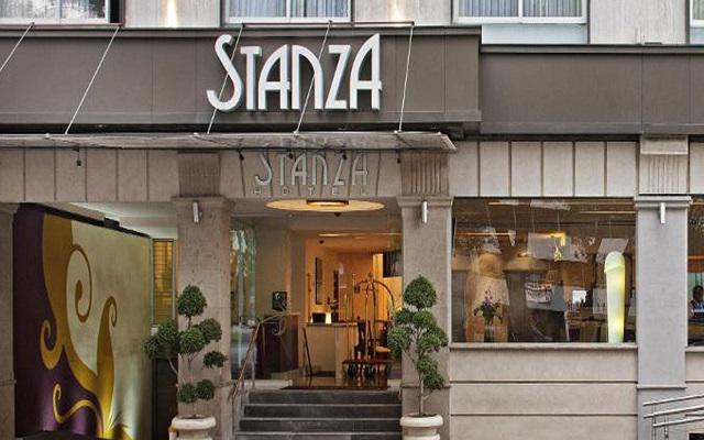 Stanza Hotel en Condesa