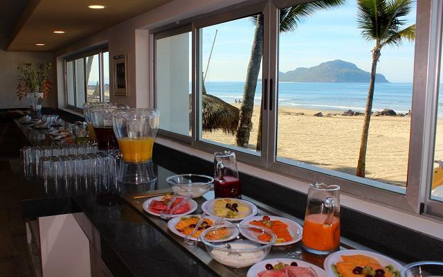 Star Palace Beach Hotel, variado menú