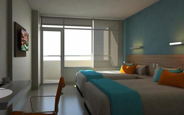 Star Palace Beach Hotel, confortables habitaciones estándar vista al mar