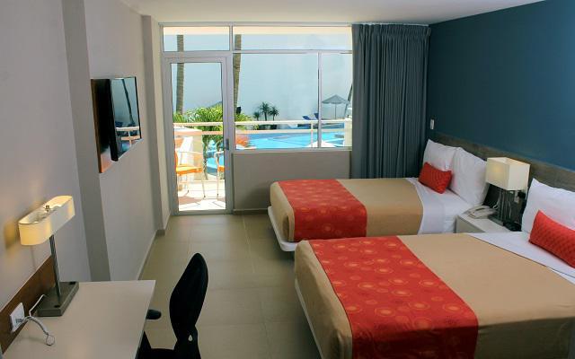 Star Palace Beach Hotel, espacios de confort para tu descanso