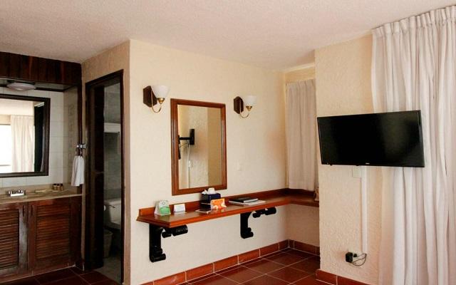 Suites Bahía, habitaciones bien equipadas