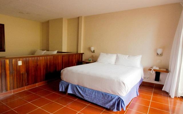 Suites Bahía, amplias y luminosas habitaciones