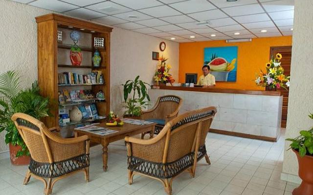 Paquete ¡Viaja a Cozumel! Hotel Suites Bahía