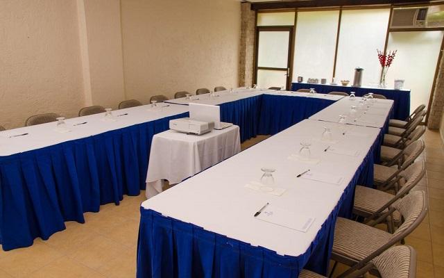 Suites Colonial Cozumel, salón de eventos