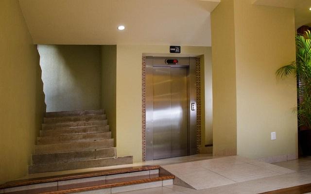 Suites Colonial Cozumel, instalaciones limpias y acogedoras