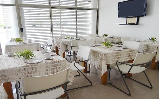 Suites Gaby Hotel, escenario ideal para tu desayuno