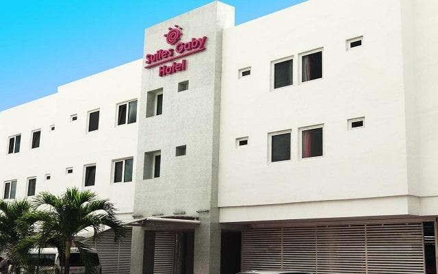 Suites Gaby Hotel, buena ubicación