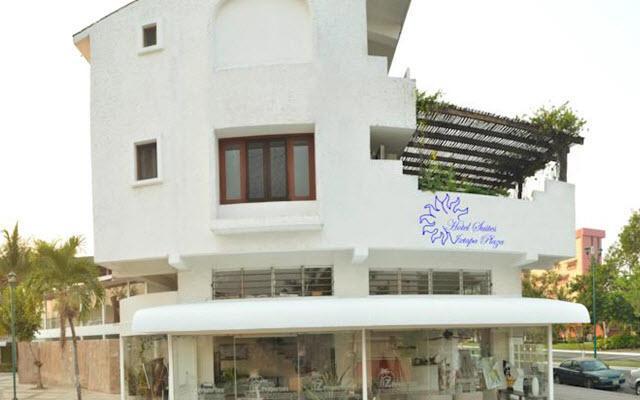 Suites Ixtapa Plaza y Centro Comercial en Ixtapa