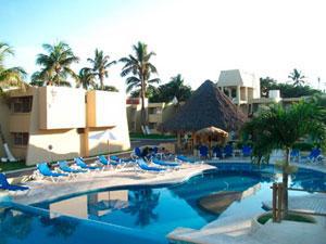 Hotel Suites Mediterráneo en Boca del Río