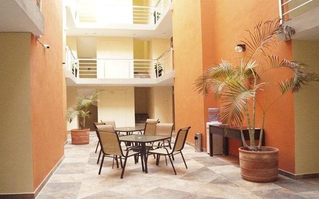 Sunrise 42 Suites Hotel, cómodas instalaciones