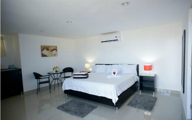 Sunrise 42 Suites Hotel, espacios diseñados para tu descanso