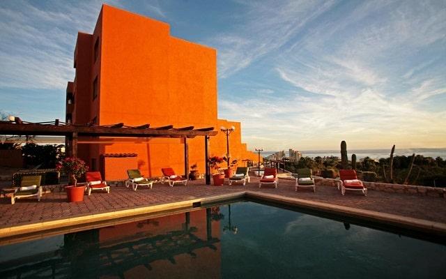 Sunrock Condo Hotel, atardeceres inolvidables