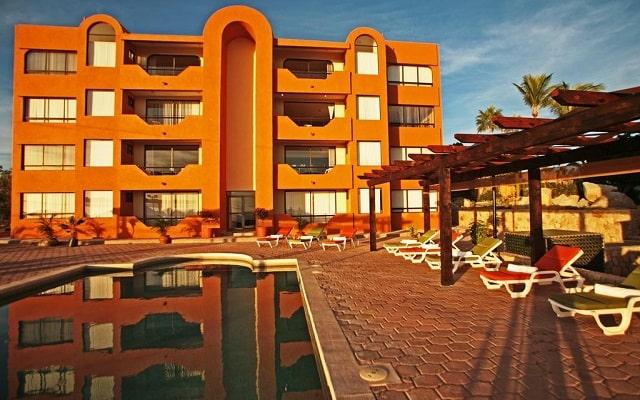 Sunrock Condo Hotel en Cabo San Lucas