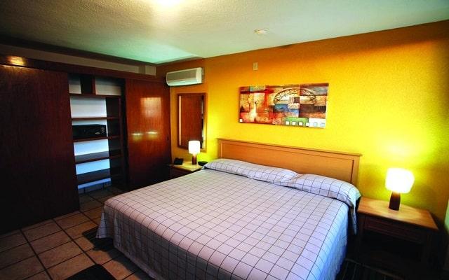Sunrock Condo Hotel, acogedoras habitaciones