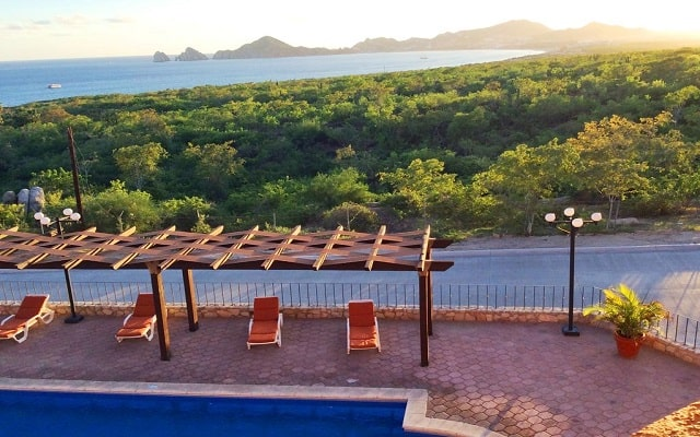 Sunrock Condo Hotel, vistas increíbles
