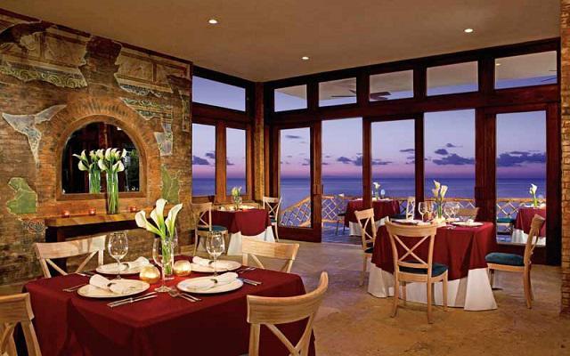 Cuatro opciones de restaurantes