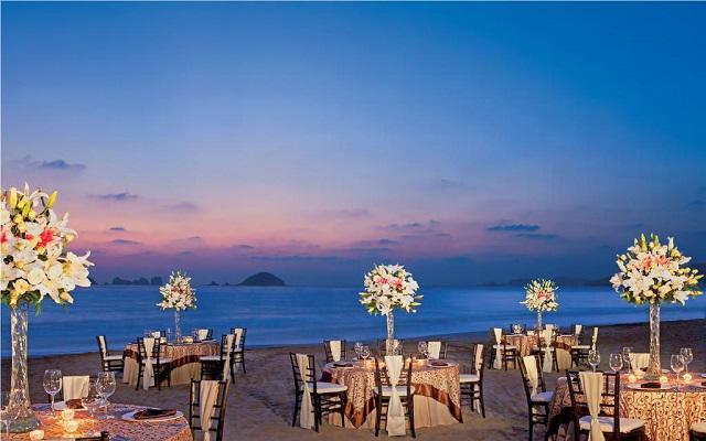 Hotel Sunscape Dorado Pacifico Ixtapa, tu boda como la soñaste