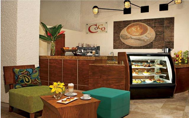 Hotel Sunscape Dorado Pacifico Ixtapa, Restaurante Coco Café