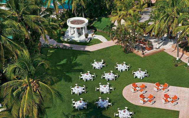 Hotel Sunscape Dorado Pacifico Ixtapa, hermosos jardines para tu evento