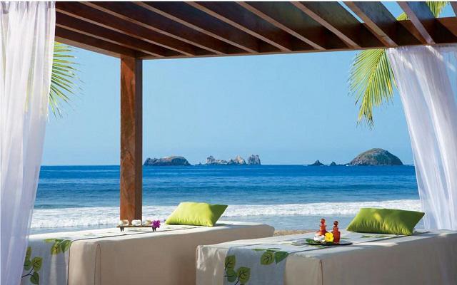 Hotel Sunscape Dorado Pacifico Ixtapa, relájate con un agradable masaje