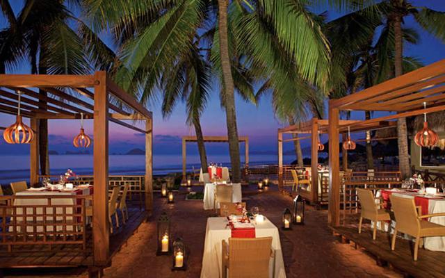 Hotel Sunscape Dorado Pacifico Ixtapa, deleita tu paladar con la variedad de comidas que ofrece