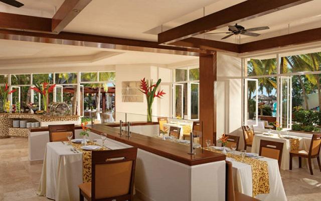 Sunscape Dorado Pacífico Ixtapa, deleita tu paladar con la variedad de comidas que ofrece
