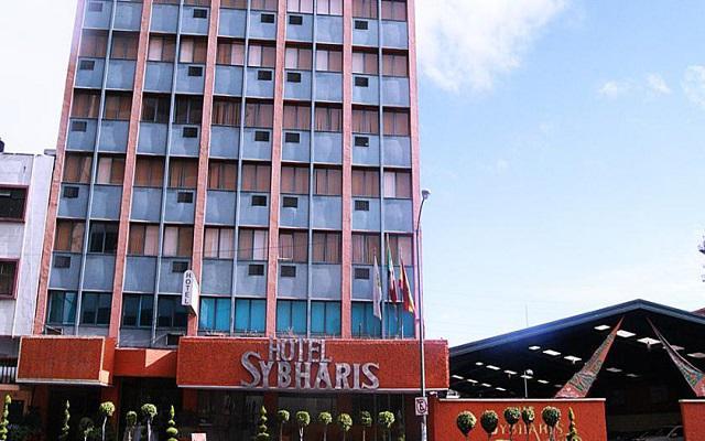 Hotel Sybharis Autoritas en Insurgentes Centro