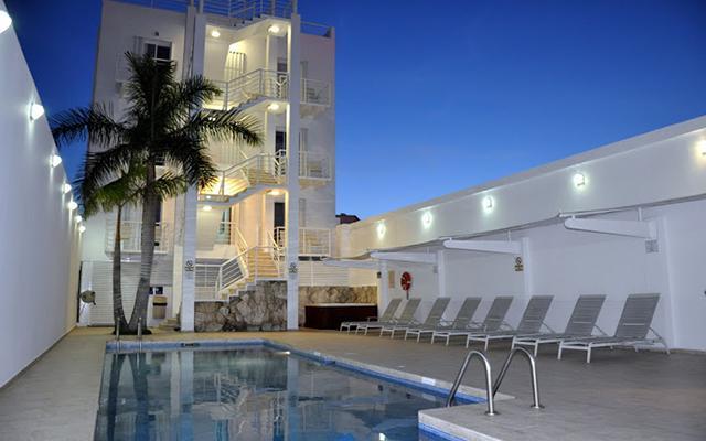 Terracaribe Hotel en Cancún Centro