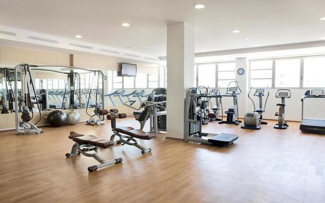 The Beloved Hotel Playa Mujeres Boutique All Inclusive, gimnasio