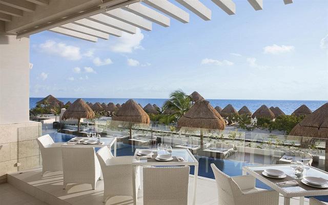 The Beloved Hotel Playa Mujeres Boutique All Inclusive, escenario ideal para tus alimentos