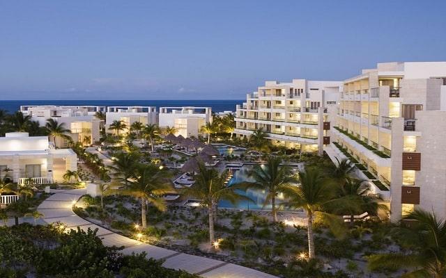 The Beloved Hotel Playa Mujeres Boutique All Inclusive, buena ubicación