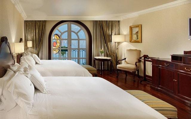 The Green Park Hotel, espacios diseñados para tu descanso