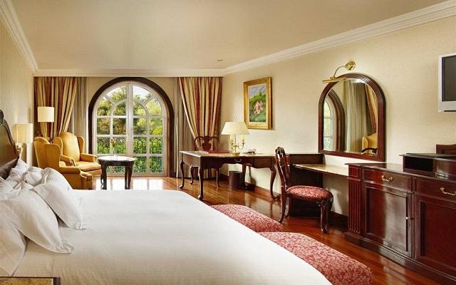 The Green Park Hotel, habitaciones cómodas y acogedoras