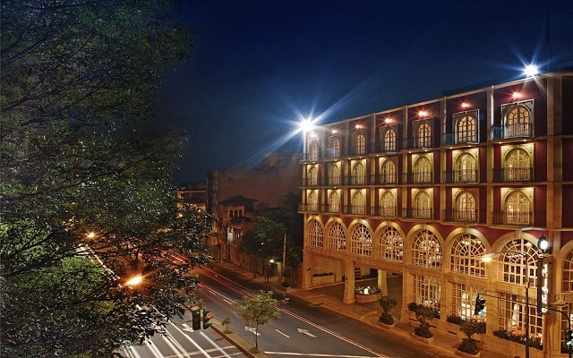 The Green Park Hotel en Chapultepec