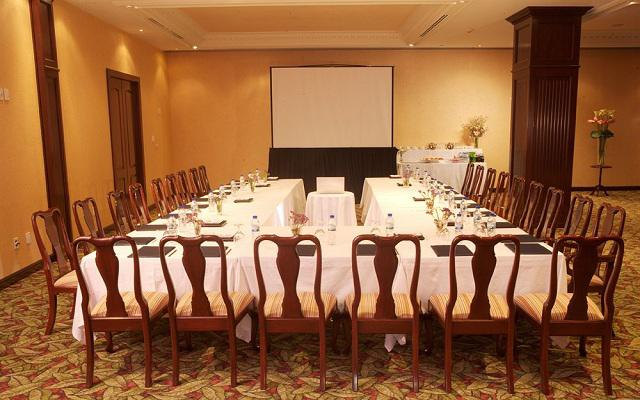 The Green Park Hotel, salones de eventos