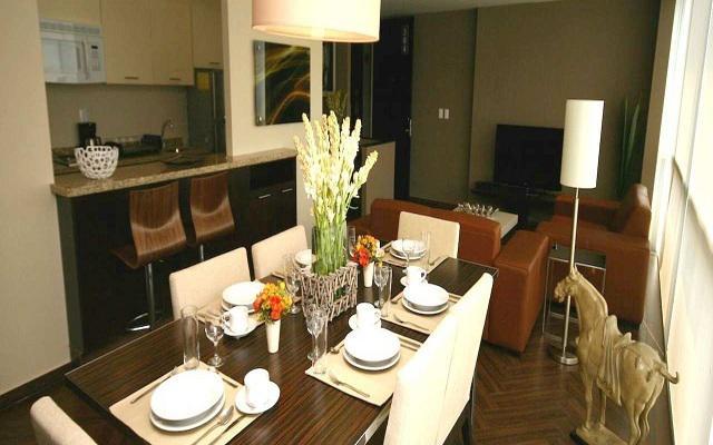 Suites con estilo contemporáneo