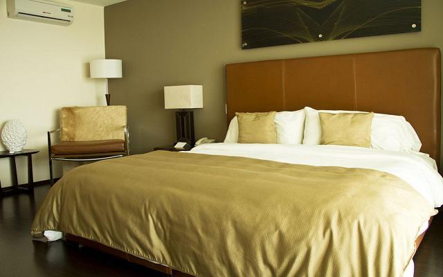 Habitaciones Suites con los más altos estándares de diseños y confort internacional