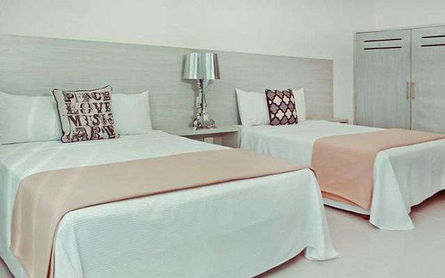 The St. Martin Boutique Hotel, amplias y luminosas habitaciones