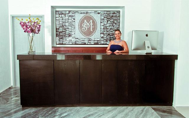The St. Martin Boutique Hotel, atención personalizada desde el inicio de tu estancia